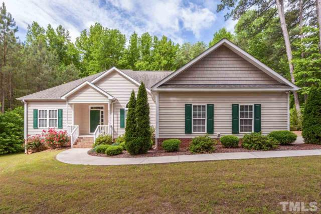 4006 Colleen Way, Kittrell, NC 27544 (#2193785) :: M&J Realty Group