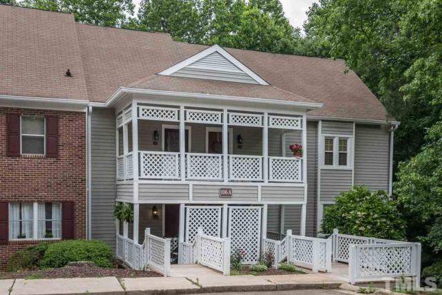 106 Choptank Court A5, Cary, NC 27513 (#2193793) :: The Perry Group