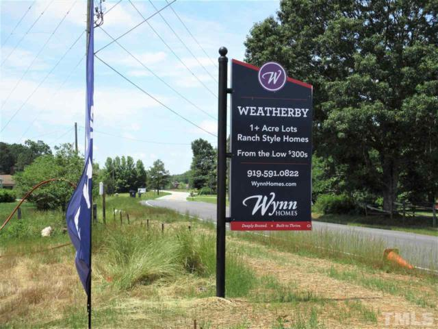916 Weatherby Lane, Creedmoor, NC 27565 (#2193806) :: The Abshure Realty Group