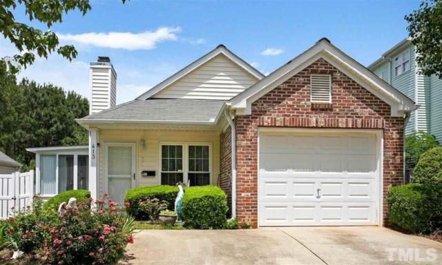 413 Hyannis Drive, Holly Springs, NC 27540 (#2193835) :: Kim Mann Team