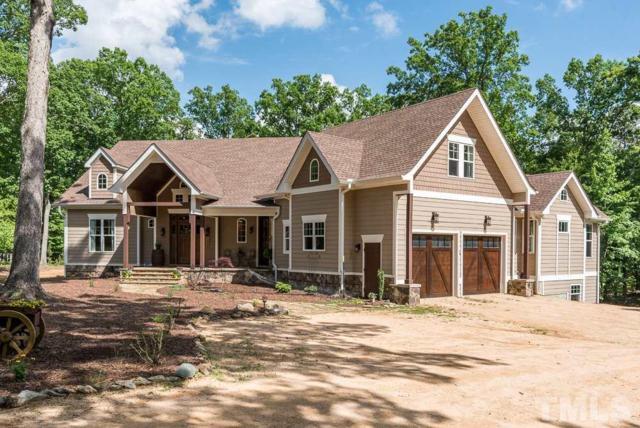785 N Pea Ridge Road, Pittsboro, NC 27312 (#2193856) :: Raleigh Cary Realty