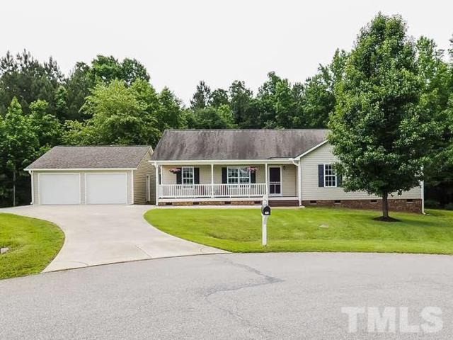 172 S Ledford Drive, Clayton, NC 27520 (#2193865) :: Kim Mann Team