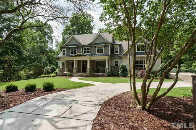 3201 Churchill Drive, Raleigh, NC 27607 (#2193872) :: Kim Mann Team