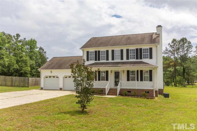 324 Hunters Farm Drive, Raleigh, NC 27603 (#2193923) :: The Perry Group