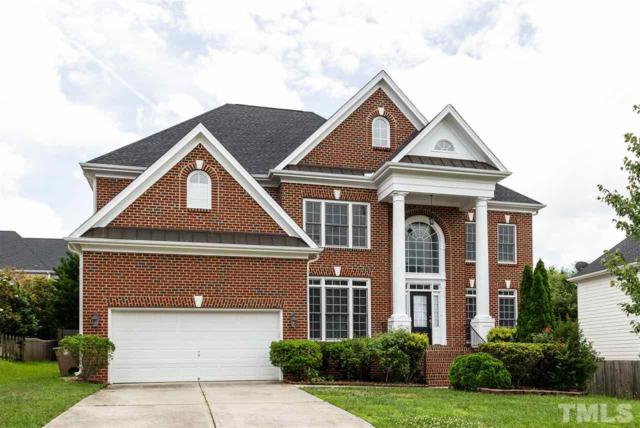 6024 Jones Farm Road, Wake Forest, NC 27587 (#2193958) :: The Abshure Realty Group