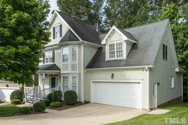 509 Vatersay Drive, Apex, NC 27502 (#2193980) :: The Abshure Realty Group