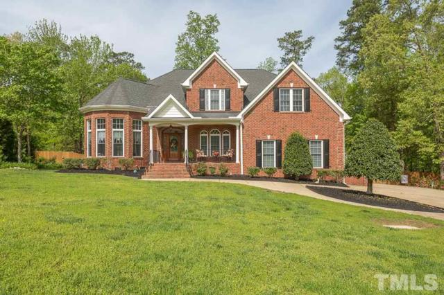 4400 Deer Pointe Drive, Raleigh, NC 27616 (#2194003) :: The Perry Group