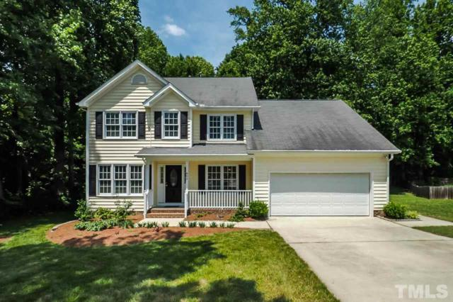 805 E Ivy Valley Drive, Fuquay Varina, NC 27526 (#2194020) :: The Jim Allen Group