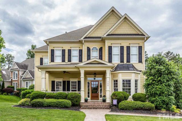 706 Magalloway Drive, Cary, NC 27519 (#2194091) :: The Jim Allen Group