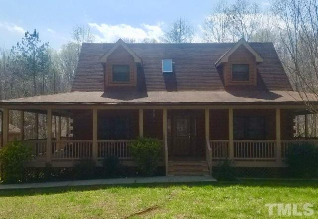 1501 Rainbow Circle, Oxford, NC 27565 (#2194108) :: The Jim Allen Group