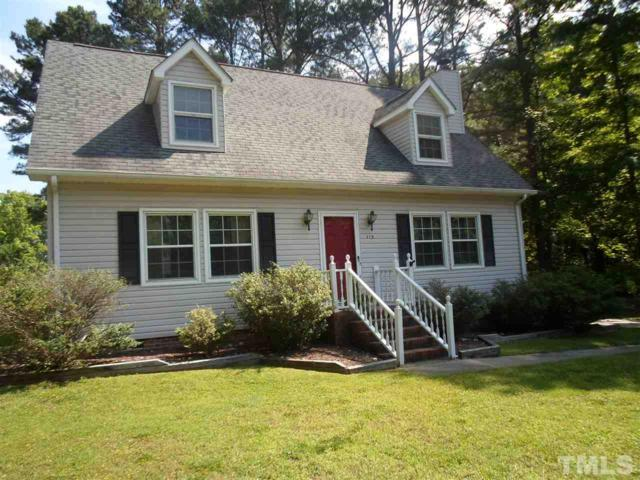 113 Robin Road, Oxford, NC 27565 (#2194142) :: The Perry Group