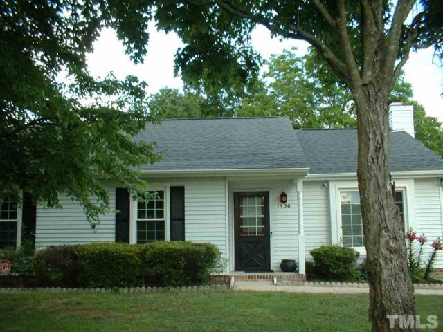 1936 Riverknoll Drive, Raleigh, NC 27610 (#2194195) :: Saye Triangle Realty