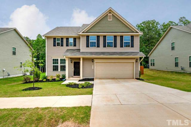 215 Clubhouse Drive, Youngsville, NC 27596 (#2194201) :: The Abshure Realty Group