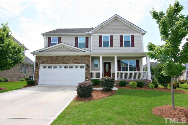 1003 Brintons Mill Lane, Knightdale, NC 27545 (#2194202) :: Saye Triangle Realty