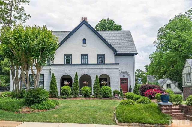 1512 Carr Street, Raleigh, NC 27608 (#2194240) :: M&J Realty Group
