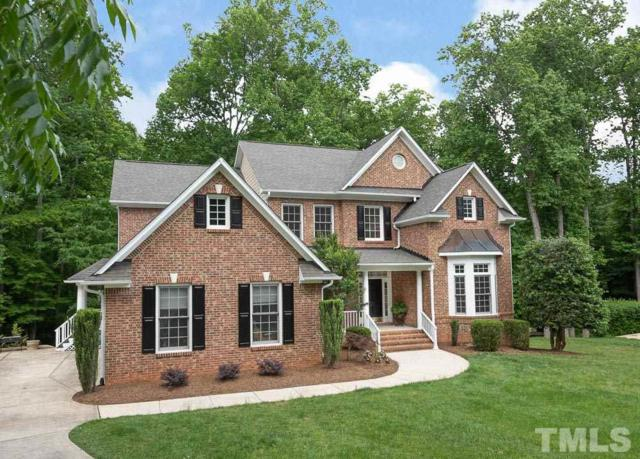 306 Hogan Woods Circle, Chapel Hill, NC 27516 (#2194254) :: Rachel Kendall Team