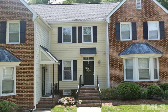 4 Forest Glen Drive #4, Chapel Hill, NC 27517 (#2194262) :: RE/MAX Real Estate Service