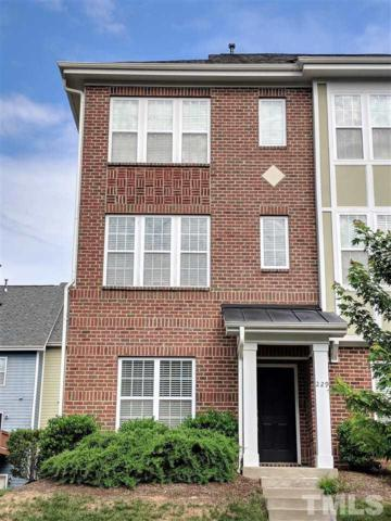 229 Michigan Avenue #229, Cary, NC 27519 (#2194268) :: The Perry Group