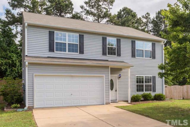 504 Blooming Meadows Road, Holly Springs, NC 27540 (#2194333) :: Rachel Kendall Team