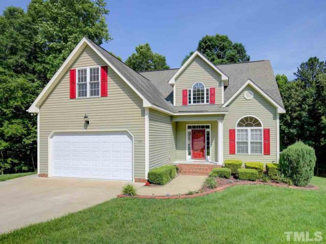 160 W Coventry Court, Clayton, NC 27527 (#2194358) :: The Perry Group