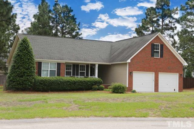 98 Teakwood Court, Lillington, NC 27546 (#2194371) :: The Abshure Realty Group