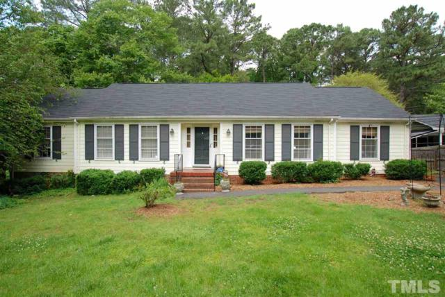 1129 Ivy Lane, Raleigh, NC 27609 (#2194412) :: The Abshure Realty Group