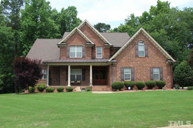 58 Club Hill Drive, Garner, NC 27529 (#2194476) :: The Perry Group
