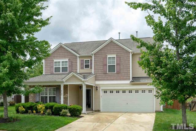 4108 Twin Spires Drive, Knightdale, NC 27545 (#2194555) :: The Perry Group