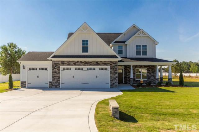 13 W Saddle Court, Clayton, NC 27527 (#2194566) :: Rachel Kendall Team