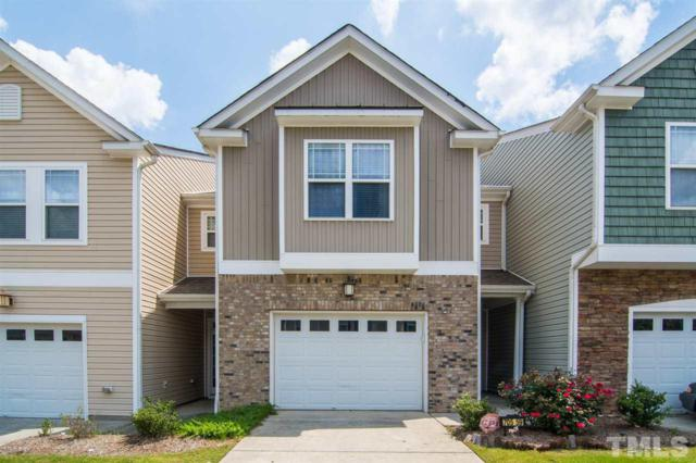 705 Keystone Park Crossing #59, Morrisville, NC 27560 (#2194674) :: The Perry Group