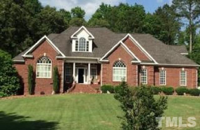 207 Sugar Mill Road, Sanford, NC 27330 (#2194712) :: The Abshure Realty Group