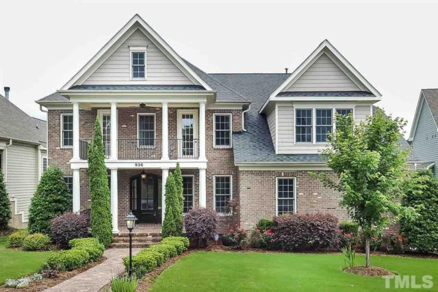 936 Alden Bridge Drive, Cary, NC 27519 (#2194728) :: The Perry Group