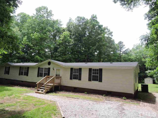 300 Forest View Drive, Timberlake, NC 27583 (#2194760) :: The Perry Group