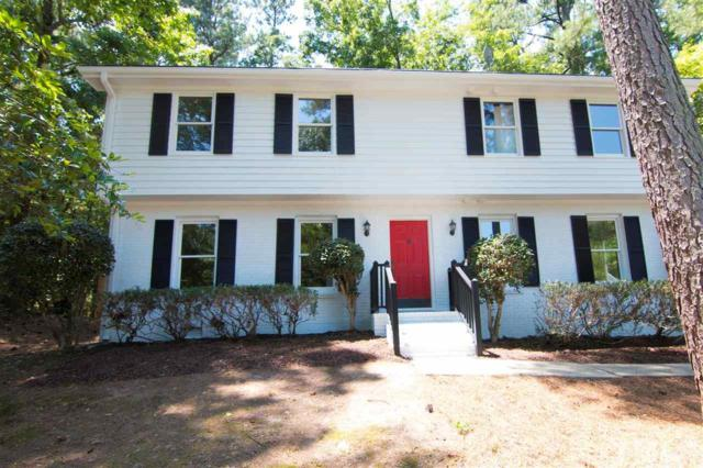 6421 Lakeway Drive, Raleigh, NC 27612 (#2194805) :: The Perry Group