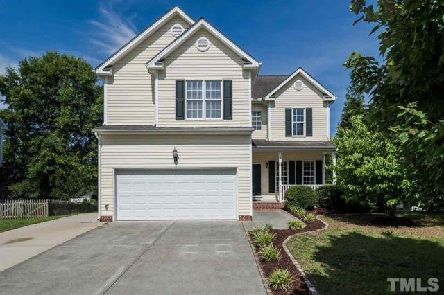 916 Siena Drive, Wake Forest, NC 27587 (#2194818) :: The Perry Group