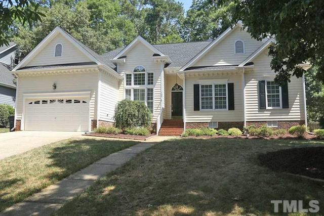 105 Norwalk Street, Holly Springs, NC 27540 (#2194841) :: The Abshure Realty Group