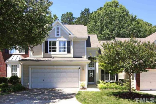 219 Great Lake Drive, Cary, NC 27519 (#2194846) :: The Jim Allen Group