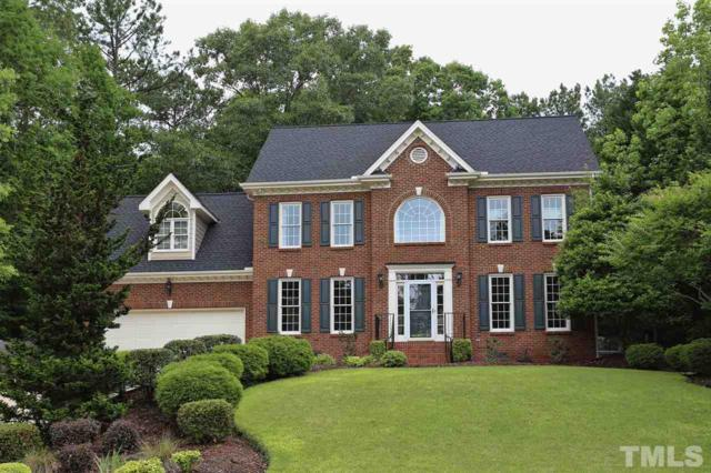 215 Parkgate Drive, Cary, NC 27519 (#2194941) :: The Perry Group