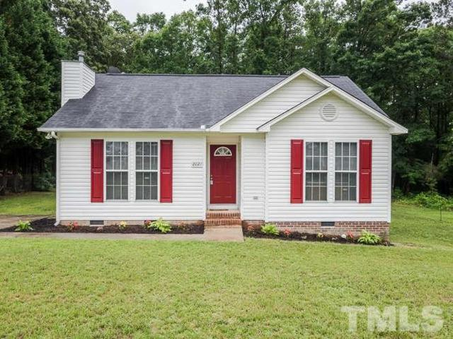 2021 Ruddy Road, Raleigh, NC 27616 (#2195006) :: The Perry Group