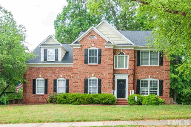 2601 Deanwood Drive, Raleigh, NC 27615 (#2195049) :: The Perry Group
