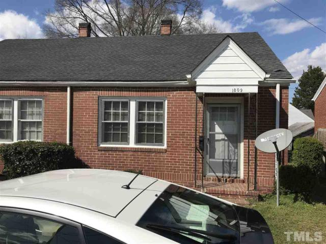 1307 Holloway Street, Durham, NC 27701 (#2195084) :: RE/MAX Real Estate Service