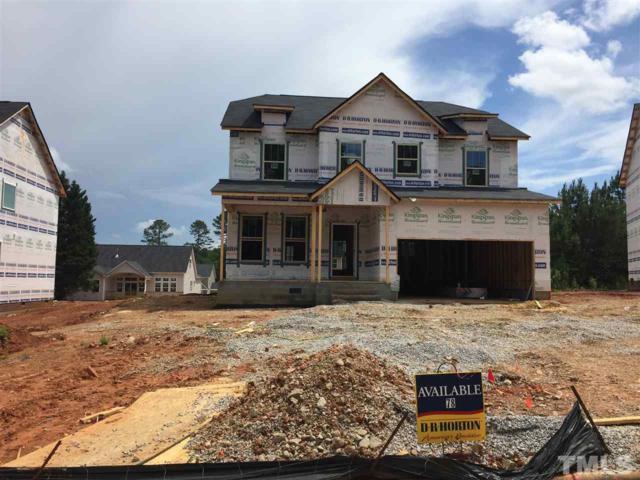 148 Bingham Creek Drive, Garner, NC 27529 (#2195086) :: The Perry Group