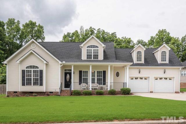 316 Staples Drive, Rolesville, NC 27571 (#2195093) :: The Jim Allen Group