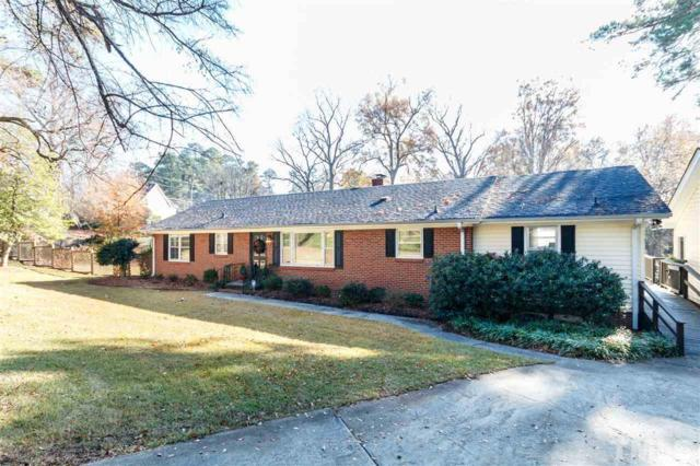 3034 Plantation Road, Raleigh, NC 27609 (#2195107) :: Raleigh Cary Realty