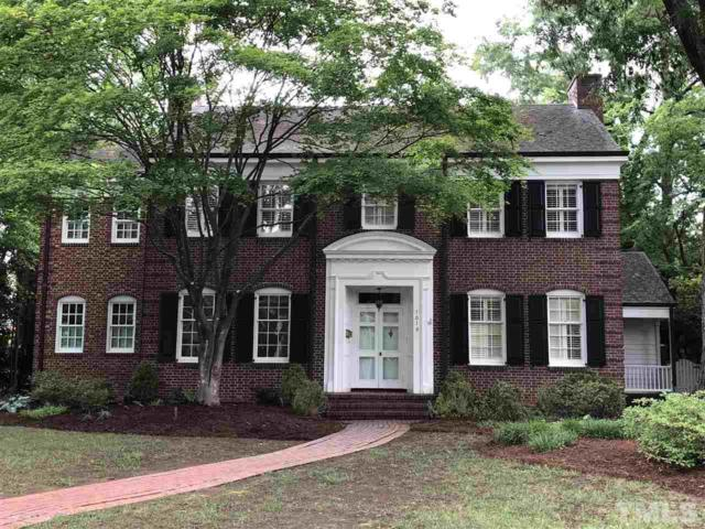 1018 Harvey Street, Raleigh, NC 27608 (#2195109) :: M&J Realty Group