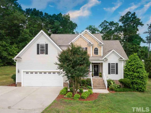 35 Sandstone Way, Youngsville, NC 27596 (#2195190) :: The Jim Allen Group
