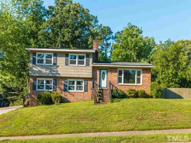 4709 Waterbury Drive, Raleigh, NC 27604 (#2195198) :: Raleigh Cary Realty