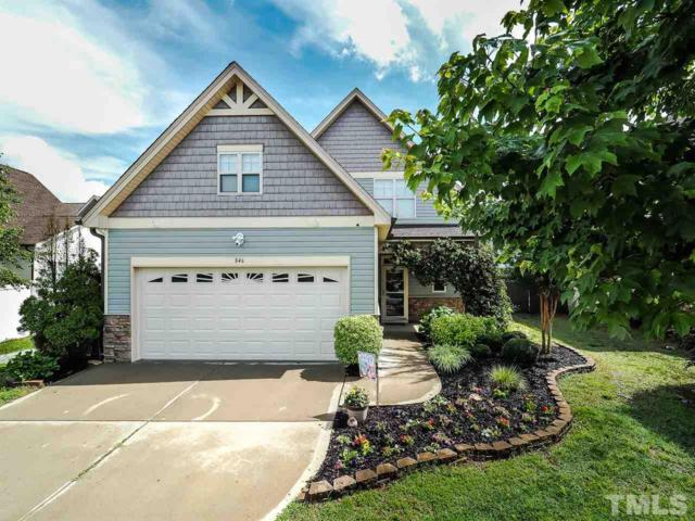 846 New Charleston Drive, Fuquay Varina, NC 27526 (#2195209) :: Raleigh Cary Realty