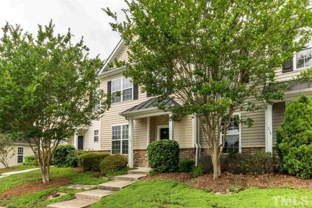 516 Auburn Square, Durham, NC 27713 (#2195251) :: The Perry Group
