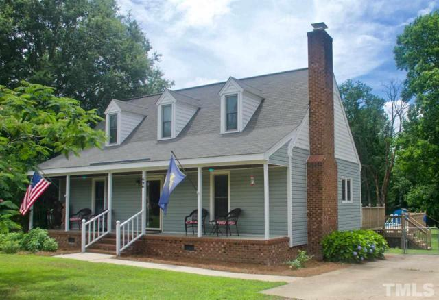 696 Corbett Road, Clayton, NC 27520 (#2195292) :: The Jim Allen Group